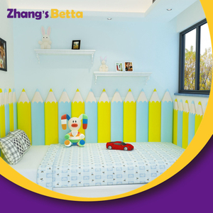 Wholesale Indoor Kindergarten Wall Soft Cushion Protect Kids