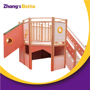 Popular Small Outdoor Cheap Playhouse Wooden