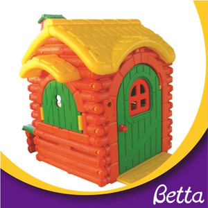 Attractive portable cartoon style best outdoor playhouse for toddlers