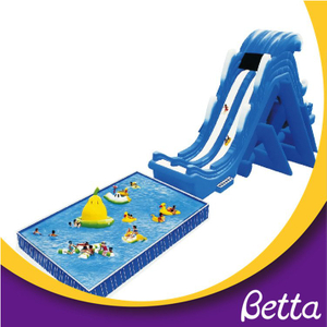 Most popular kids giant inflatable water slide for adult