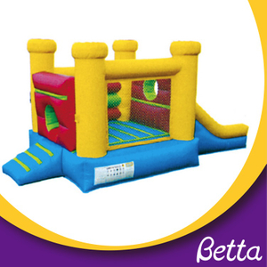Bettaplay inflatable princess castle bounce