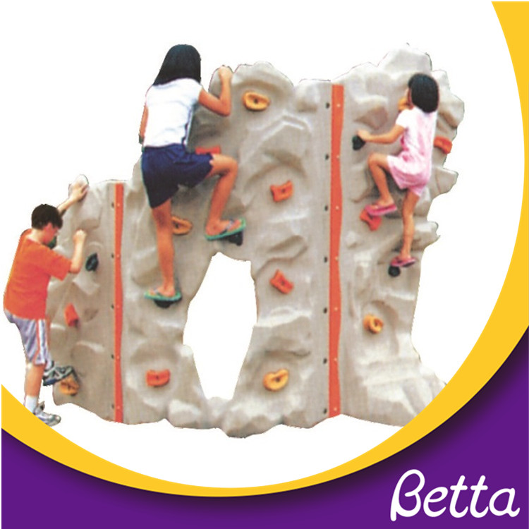 Commercial Cheap Kids Indoor Rock Climbing Wall