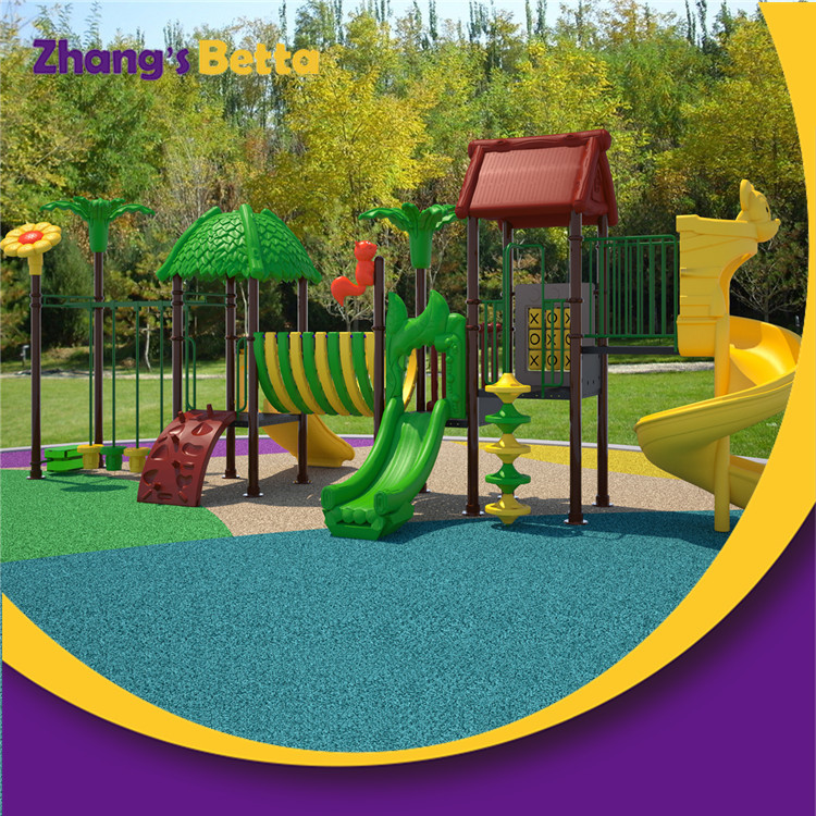 High Quality Playroom Equipment Outdoor Amusement Park Games Outdoor Slide