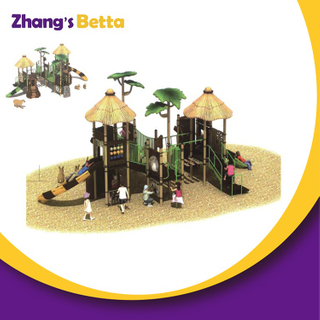Outdoor Large Customized Playground Equipment Play Set