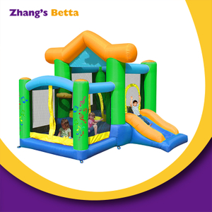 Manufacturer Hot Sale Inflatable Water Slide Jumping Bouncy Castle
