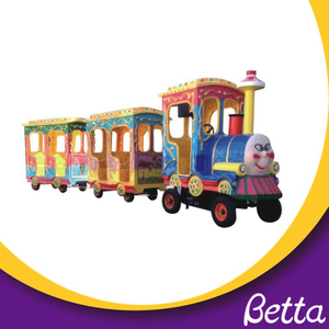 Bettaplay Amusement Thomas And Friends Train,used Trackless Train for Sale