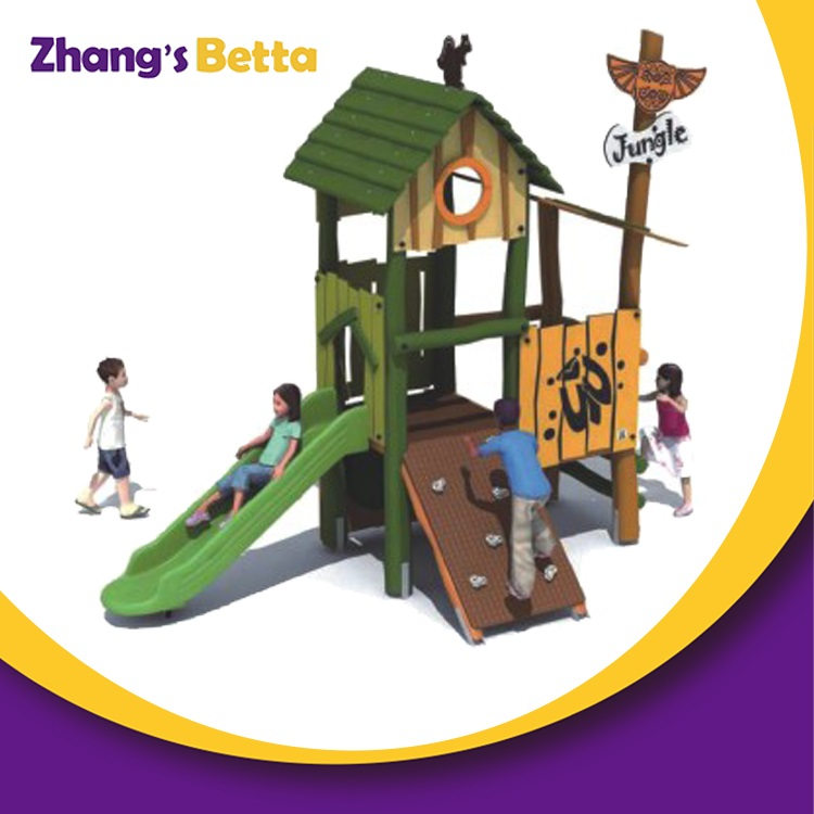 Commercial Mini Playground Equipment Slide for Sale