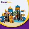 New Design Outdoor Playground Slide