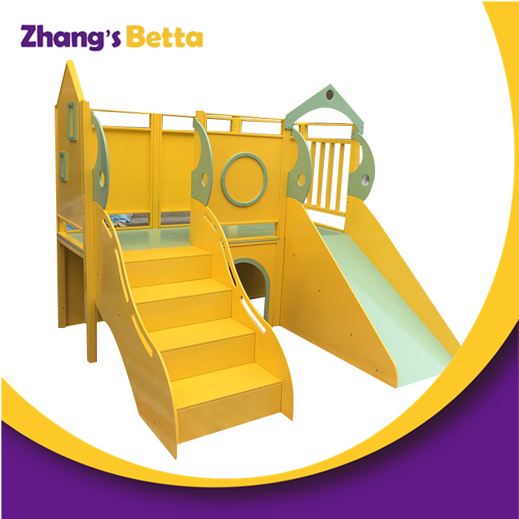 Latest Design Kids Attractive Outdoor Wood Kids Wooden Playhouse
