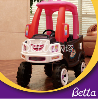 Bettaplay Most popular children lovely plastic kid ride on car