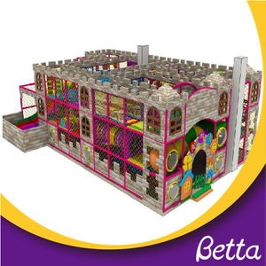 New design commercial indoor playground equipment