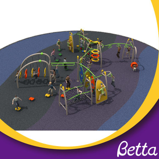 Kids Rock Climbing Walls Climbing Nets Playground