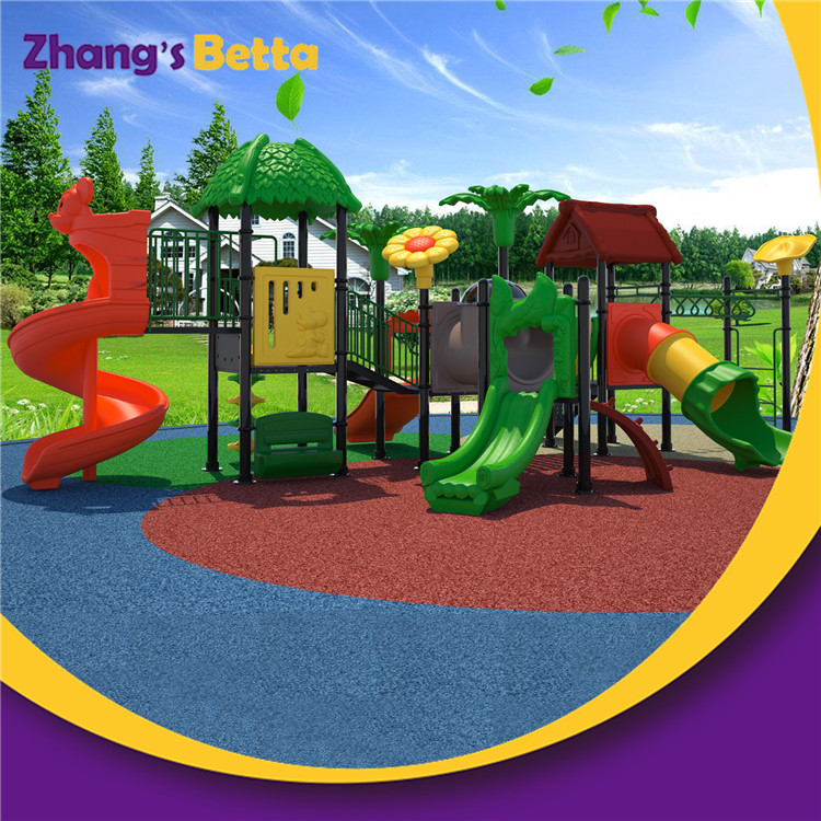 Outdoor Slide Kindergarten Playground Equipment