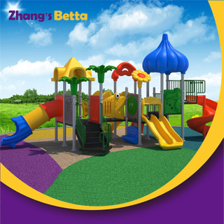 Popular Kids Outdoor Playground Big Plastic Slide for Sell
