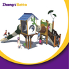 Kids Mini Outdoor Playground Play Structure Slide