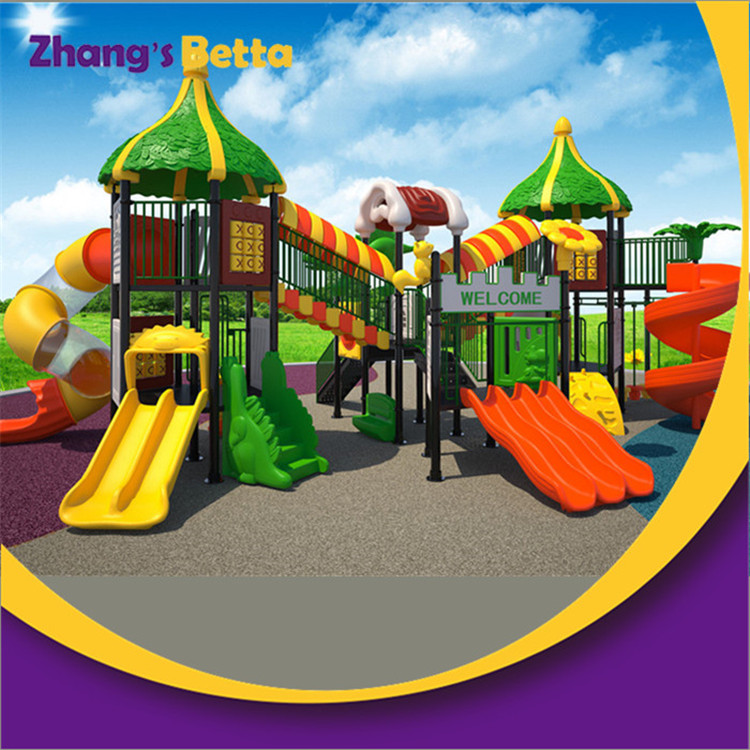 Most Popular Style New Outdoor Playground Animal Slide for Sale