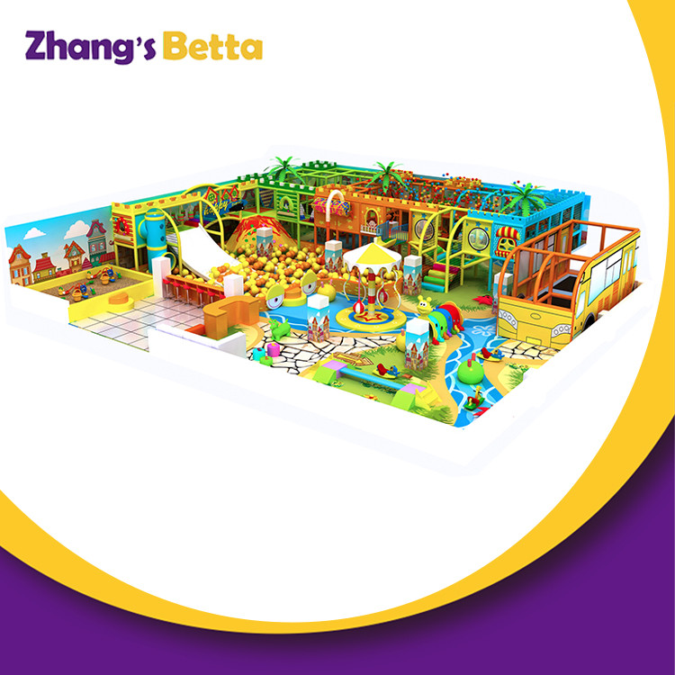 Kids Small Indoor Play Equipment