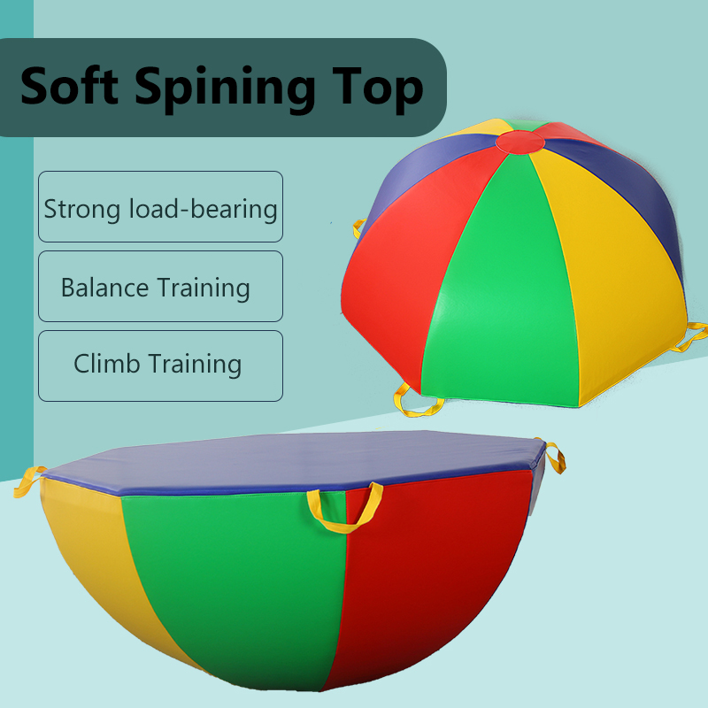 Soft Play Equipment with Different Colors