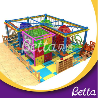Bettaplay Professional colorful rope course adventure