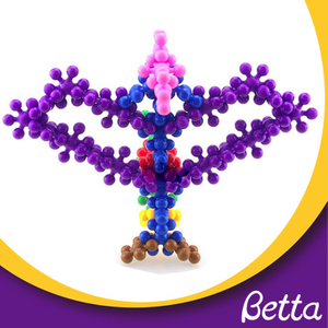 Bettaplay Education customkids plastic building blocks