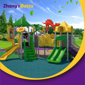 New Design Children Outdoor Playground Combined Plastic Slides