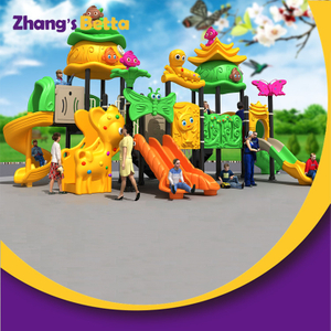 Colorful Slide Slide Outdoor Playground Type Funny Equipment