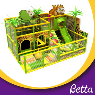 Bettaplay Widely use new design colorful restaurant kids area