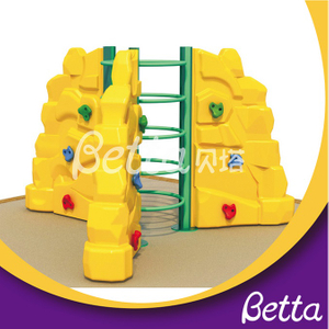 Bettaplay plastic kids rock outdoor climbing