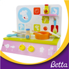 Cute happy pretend play kitchen toys for children