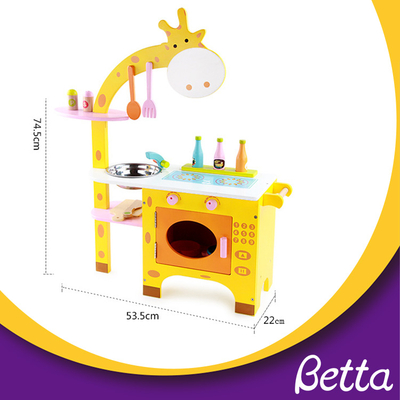 Pretend play kitchen toy playset kids toy preschool play set