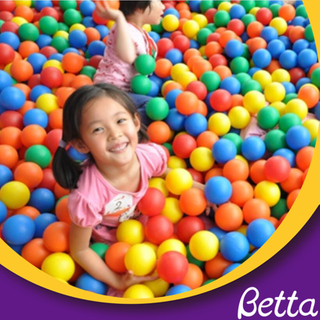 Ball pool and ocean ball pit and dry cleaning machine
