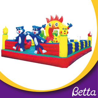 Bettaplay giant commercial inflatable bounce