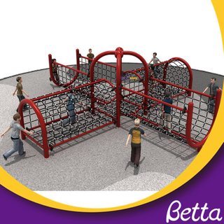 Multifunction Steel Kids Outdoor Climbing Structure for Exercise