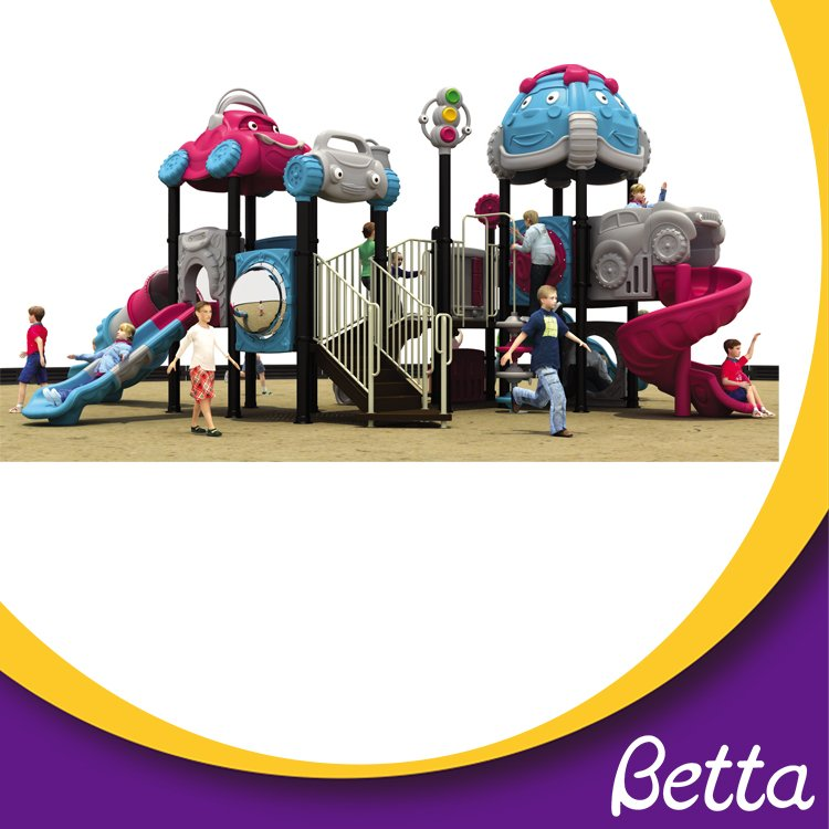 Customized Kids Playground Outdoor Slide
