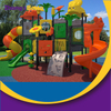 Big Outdoor Slide Kids Garden Slide Plastic Slide Set