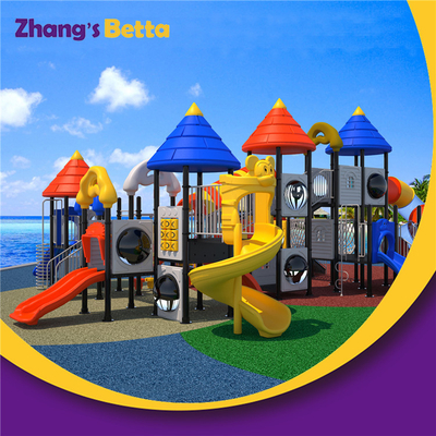 China Durable Plastic Slide Outdoorplayground Equipment for Sale
