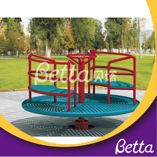 Bettaplay Wholesale garden park kids round fitness swivel chair