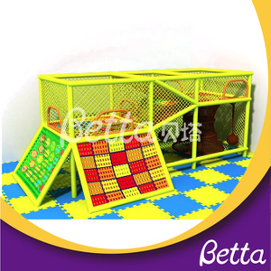 Bettaplay indoor rainbow nets playground