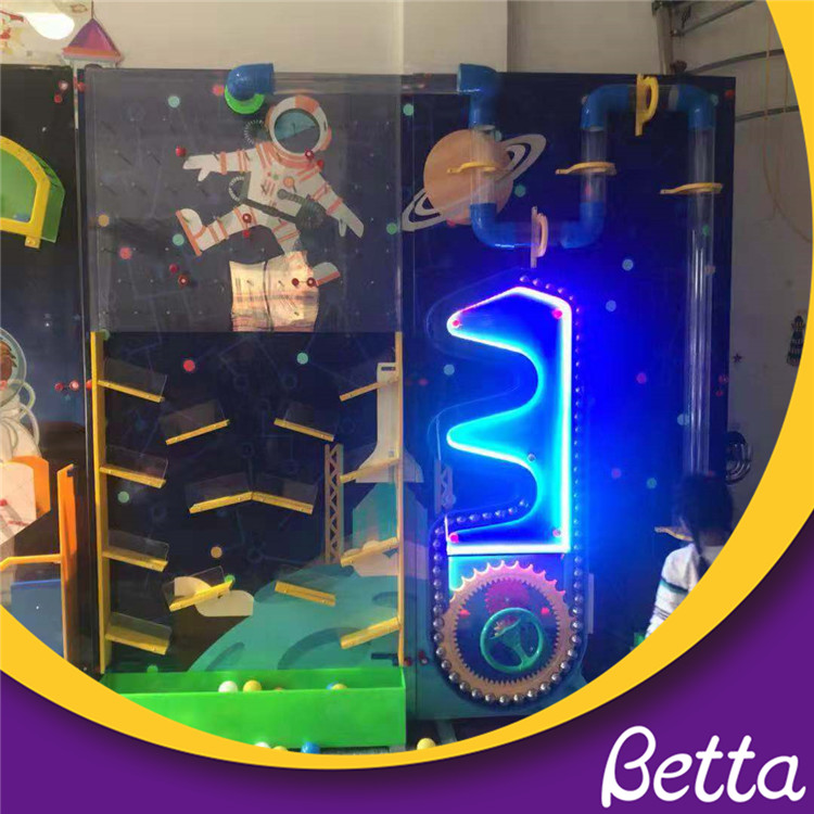 Excellent Material Reasonable Price Good Quality Interactive Science Wall Indoor Playground Tube Toys