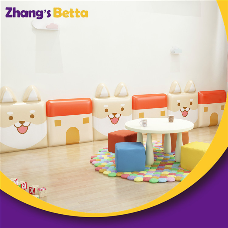 Most Popular Kindergarten Wall Soft Cushion for
