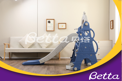 Home Stay Best Quality Sale Swing & Plastic Children Slide Outdoor Playground Equipment