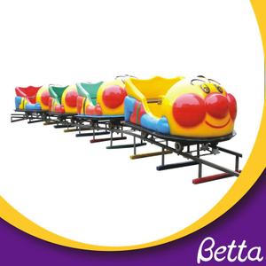 Bettapaly Cartoon Train / Shopping Mall Electric Mini Tracks Train Cartoon Train