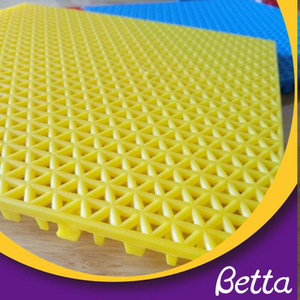 Outdoor Interlocking Plastic Sport Flooring used basketball floors for sale