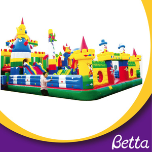 Bettaplay giant rampage jumping inflatable bounce