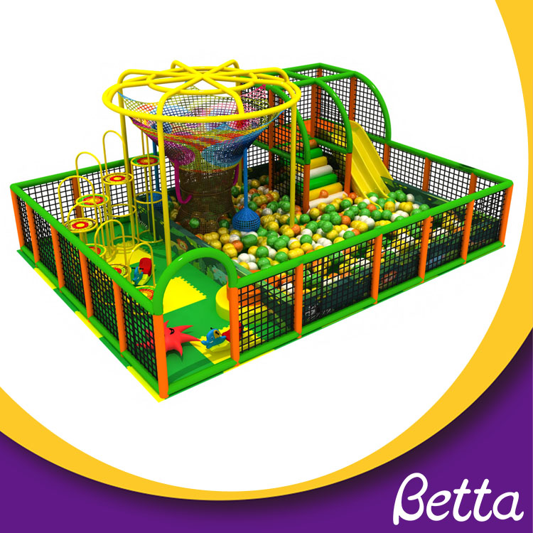 Bettaplay 2018 New Design of The Indoor Playground