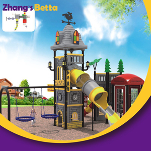 Story Series Wooden Kids Playground for Sales