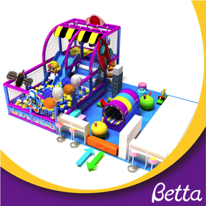 Children indoor soft playground, commercial indoor playground equipment