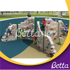 Bettaplay China Lovely Kids Climbing Wall