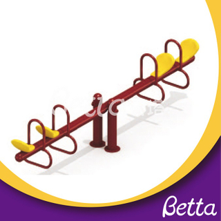 Bettaplay Amusement Park outdoor seesaw