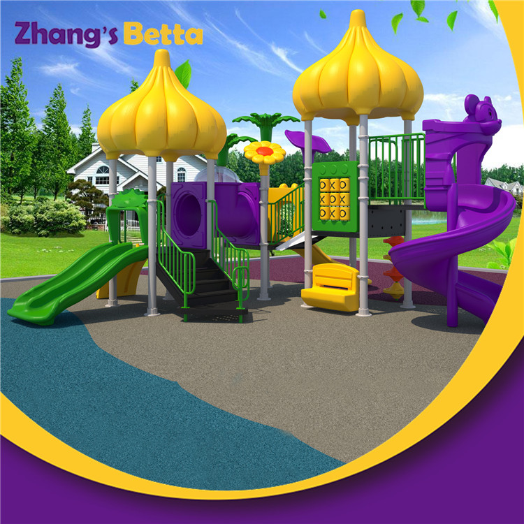 2018 Attractive Appearance Preschool Outdoor Slide